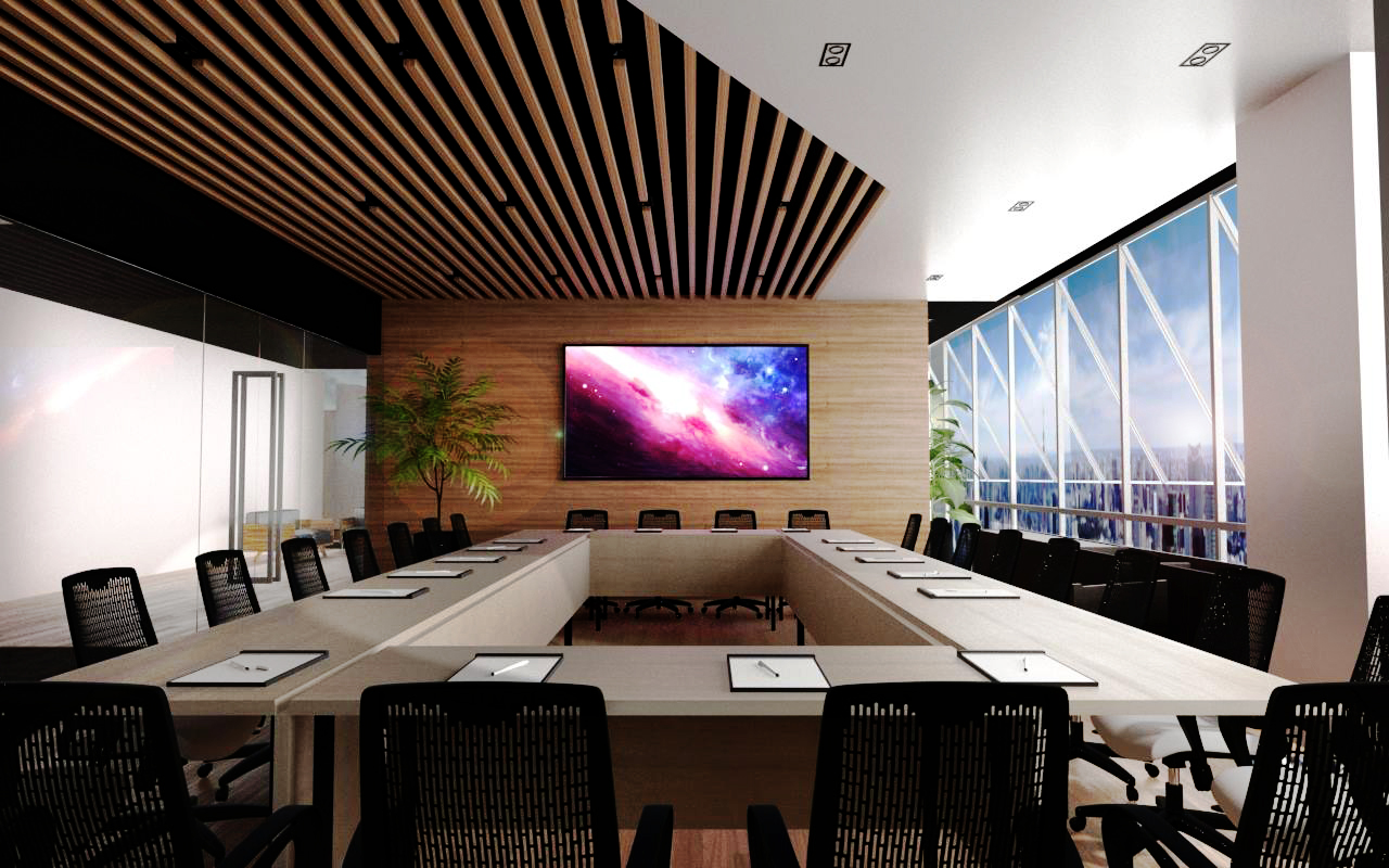 CCCG – Board Room 1